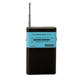 RADIO DAEWOO PORT.AM/FM-PR/AZ-DRP100B