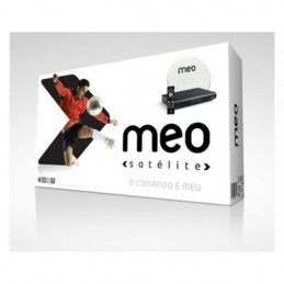 MEOBOX HD S/DVR SATÉLITE