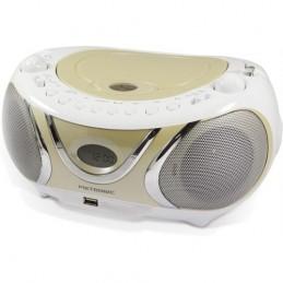 RADIO METRONI.CD-2x1W.MP3-USB  -477116